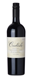 "Carlisle 2014 ""Old Vines"" Russian River Valley Zinfandel"