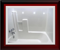 Fiberglass Bathtub Resurfacing