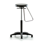 Perch Gyroscope Fixed Footrest Stool 20-30""