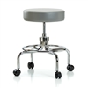 Perch Retro Exam Stool 18.5-24""