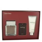 Gift Set - 3.4 oz Eau De Toilette Spray + .67 oz Eau De Toilette Spray + 3.4 oz After Shave Balm