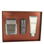 Gift Set - 3.4 oz Eau De Toilette Spray + 3.4 oz After Shave Balm + 2.6 oz Deodorant Stick