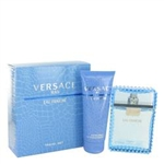 Versace Man Eau Frachie Gift Set - 3.3oz Eau De Toilette Spray+ 3.3oz Shower Gel