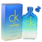 CK One Summer Cologne 3.4oz EDT Spray (2014)