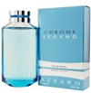 Chrome Legend Cologne 4.2oz Tester Packaging