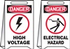 Caution Sign -  Electrical Hazard