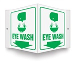 Eye Wash Station (Projection Sign)