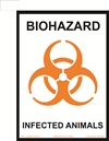 Biohazard Infected Animals