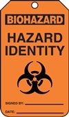 Biohazard Accident Prevention