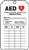 AED Inspection Record Mini