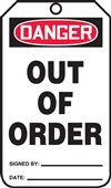 DangerOut Of Order