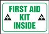 First Aid Kit Inside