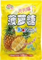 Candy Dakeyi Pineapple