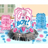 Girl or Boy Table Decorations