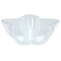 Clear Miniature Star Dish (12pcs)
