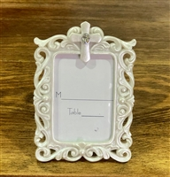 Cross Place Card Frame