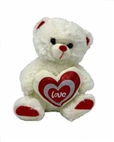 Teddy Bear w/ Love Heart