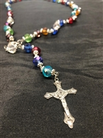 Color Gem Rosary