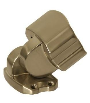 Solution Brushed Nickel Handrail Connector