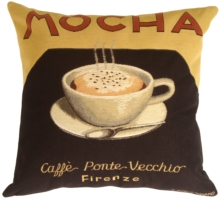 Marco Fabiano Collection Mocha Coffee Throw Pillow