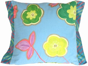 Terrific Turquoise Decorative Pillow