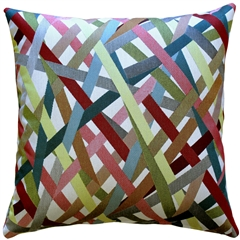 Streamline Fiesta 20x20 Throw Pillow