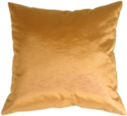 Metallic Gold Pillow