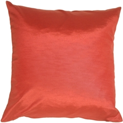 Metallic Cherry Pillow
