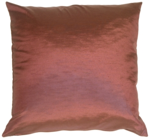 Metallic Wine Pillow