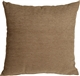 Arizona Chenille 16x16 Tan Throw Pillow