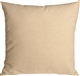 Arizona Chenille 20x20 Cream Throw Pillow