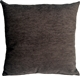 Arizona Chenille 16x16 Gray Throw Pillow