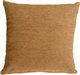 Arizona Chenille 16x16 Camel Throw Pillow