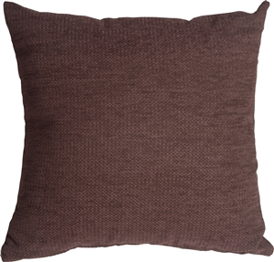 Arizona Chenille 16x16 Purple Throw Pillow