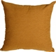 Arizona Chenille 16x16 Ochre Throw Pillow