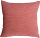 Arizona Chenille 20x20 Pink Throw Pillow