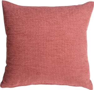 Arizona Chenille 16x16 Pink Throw Pillow
