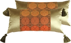 Nirvana Sun Decorative Pillows
