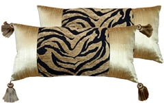 Manipura Tiger Decorative Pillow