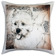 Cairn Terrier 17x17 Dog Pillow