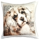 Cavalier King Charles Spaniel 17x17 Dog Pillow