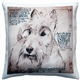 Scottish Terrier Dog Pillow