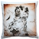 Cairn Terrier Sitting Up Dog Pillow