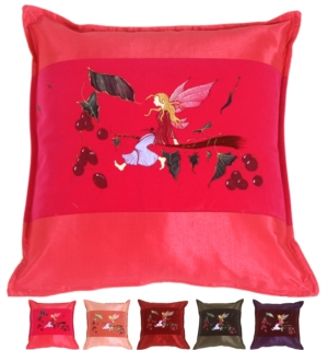 Fairy Throw Pillows Luella