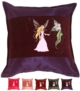 Fairy Throw Pillows Calla