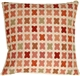 Cherry Cross on Sand Square Decorative Pillow