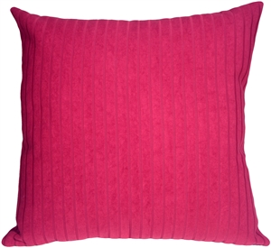 Fiesta Floor Pillow in Fuchsia