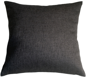 Urban Chic Charcoal Gray 20x20 Throw Pillow