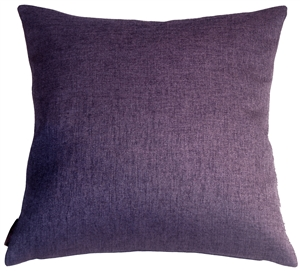 Urban Chic Purple 20x20 Throw Pillow
