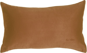 12x20 Royal Suede Camel Throw Pillow